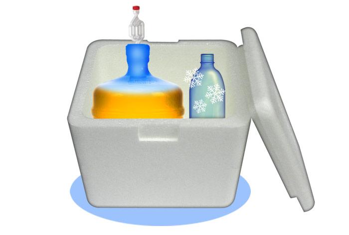 Cooler-Fermentacao