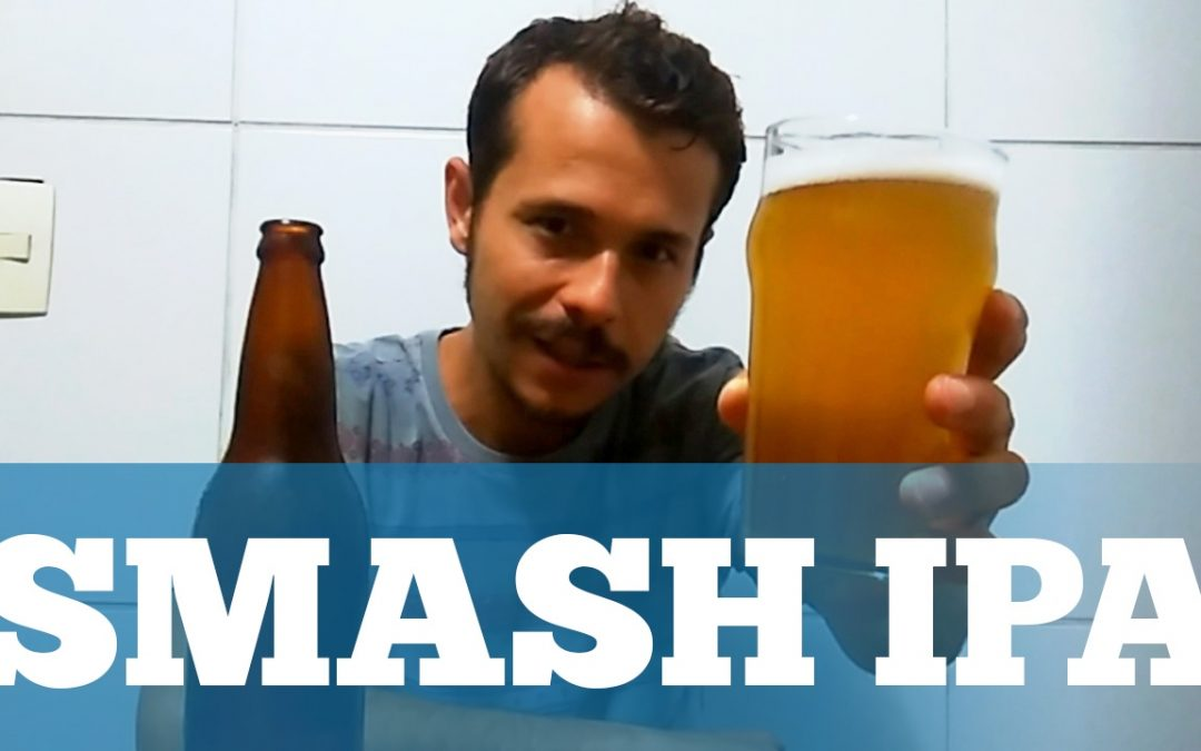 Receita SMASH IPA – Uma IPA para o seu dia-a-dia