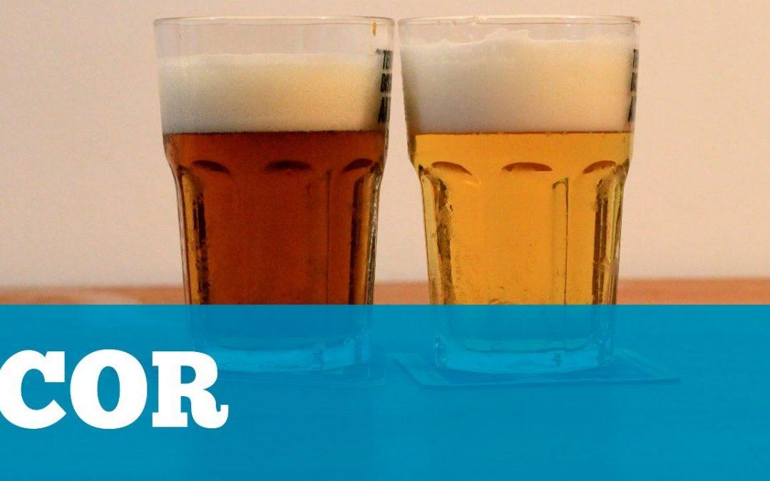 Como Corrigir a Cor da Sua Cerveja