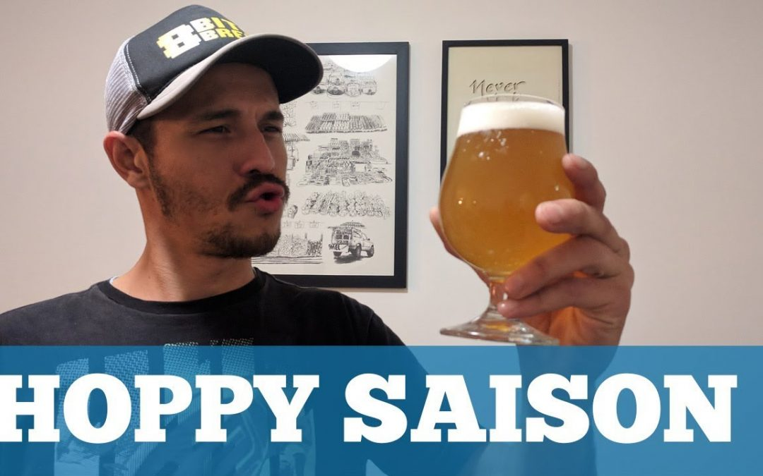 Receita Hoppy Saison (BIAB)