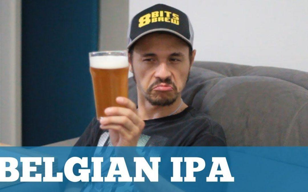 Receita Belgian IPA (BIAB)