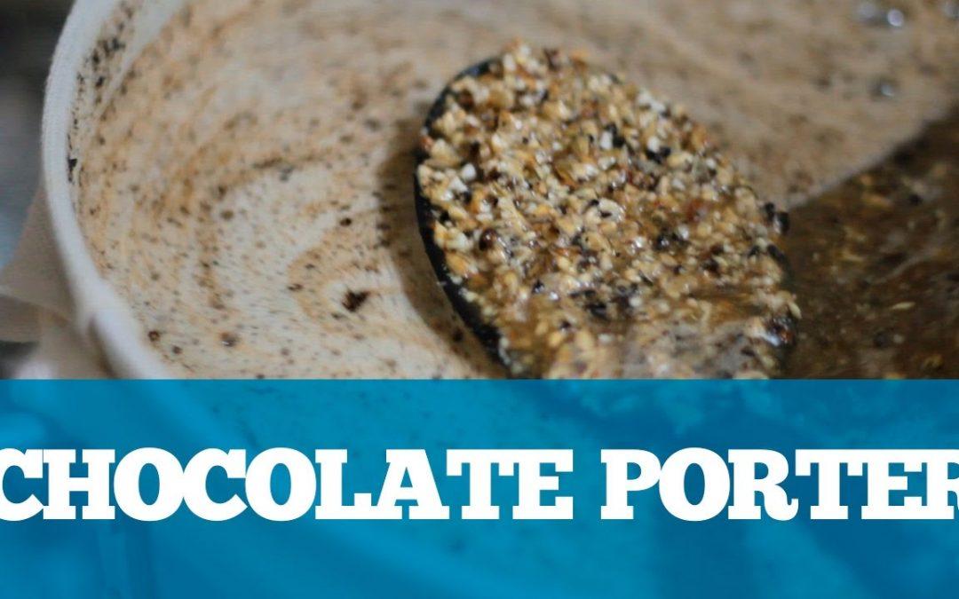 Receita Chocolate Porter (BIAB)