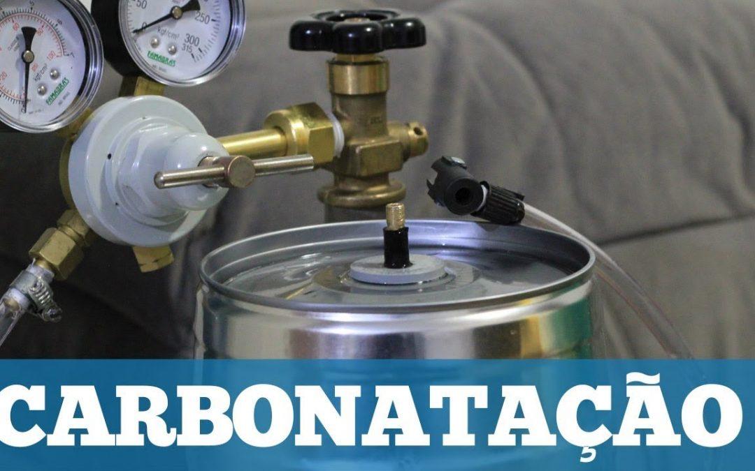 Como fazer Carbonatação Forçada em um Mini Keg