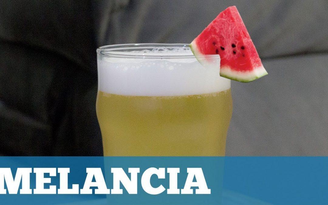Receita Cerveja de Trigo com Melancia (BIAB)