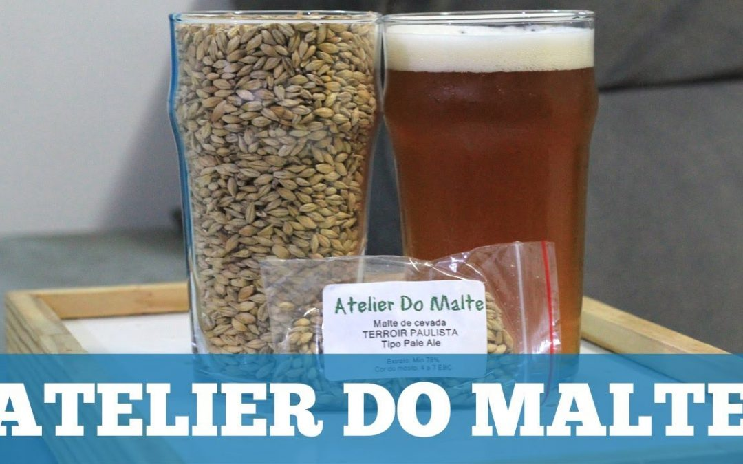 Receita Ordinary Bitter 20L com Atelier do Malte