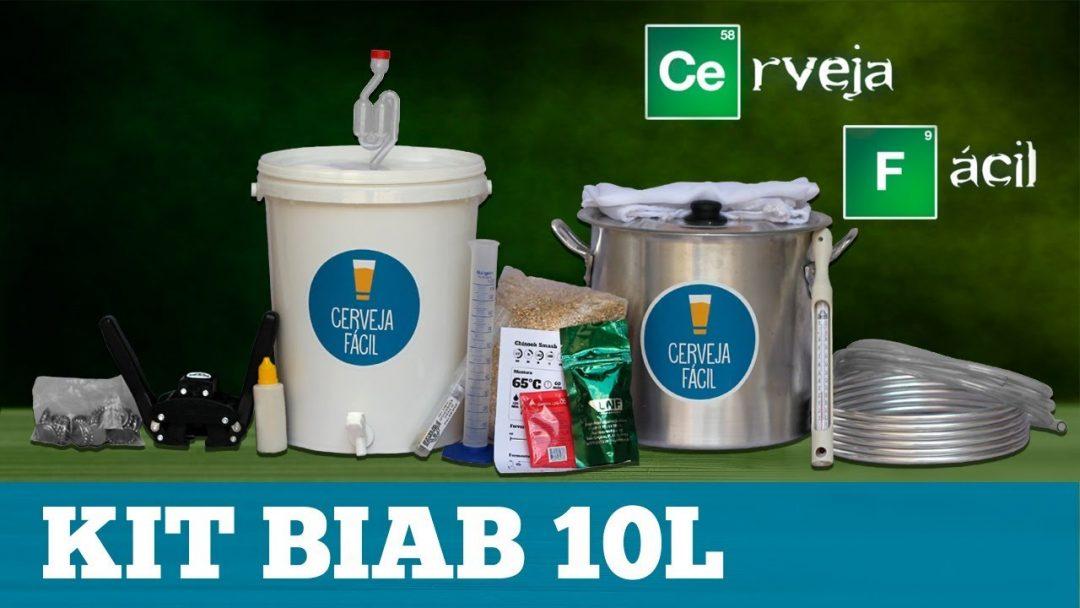 Como Fazer Cerveja em Casa: Kit de Equipamentos BIAB