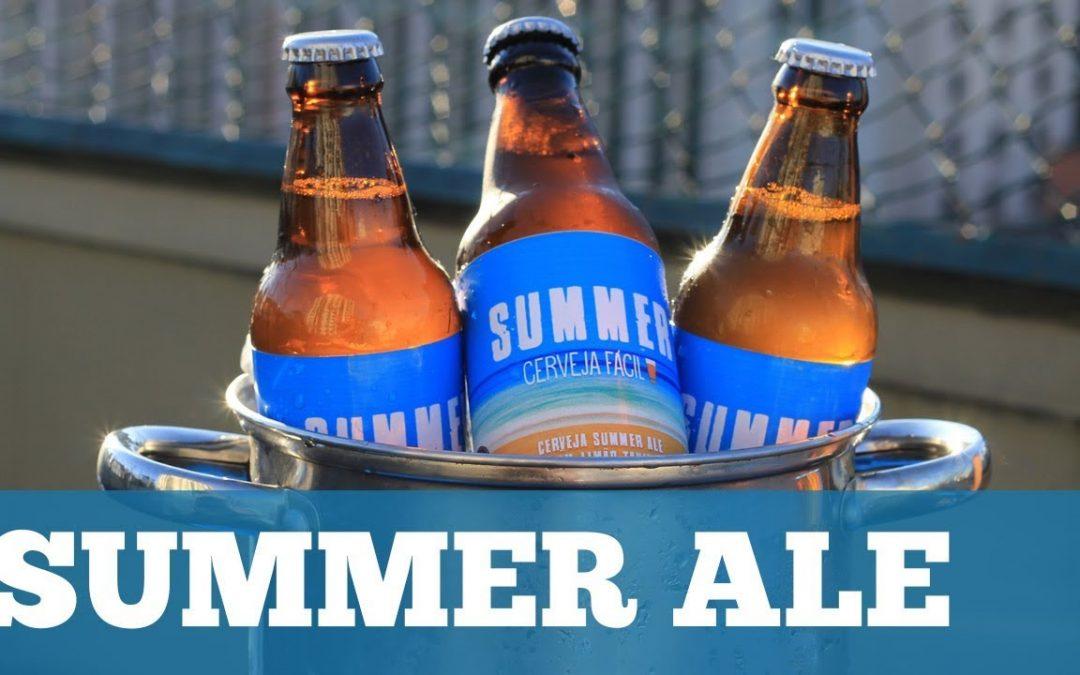 Receita Cerveja Summer Ale (BIAB)