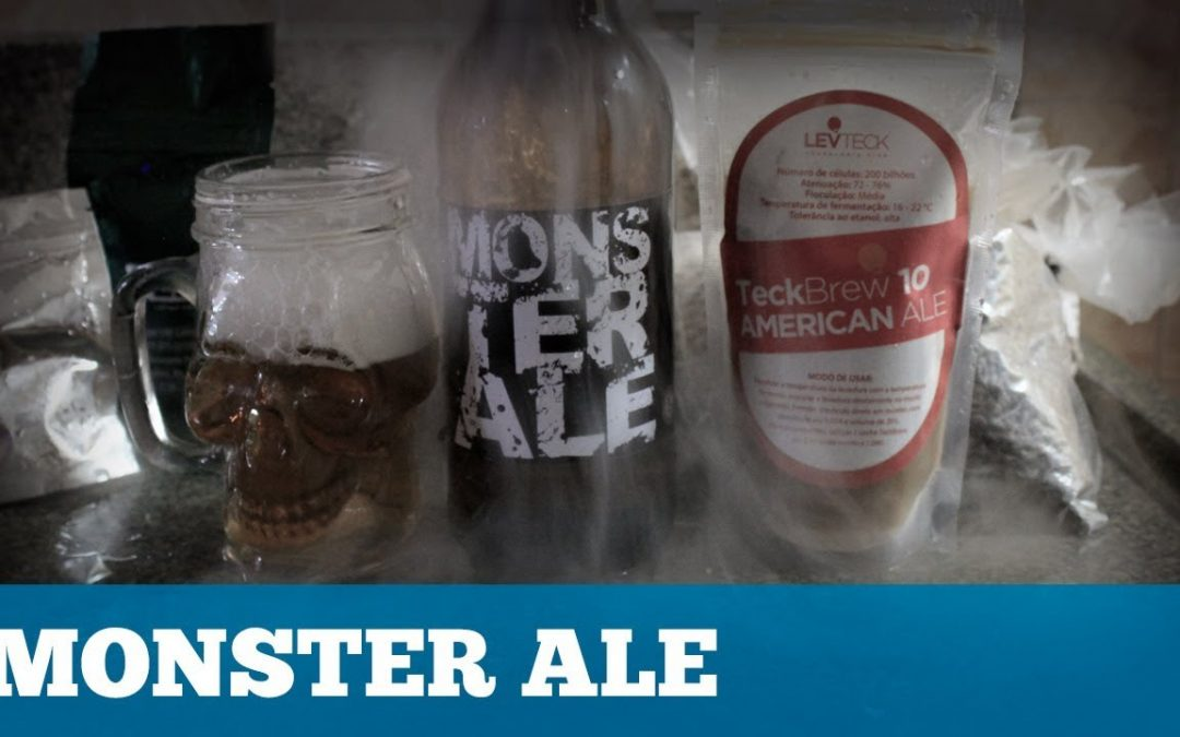 Receita Cerveja Monster Ale (FUCK BJCP)
