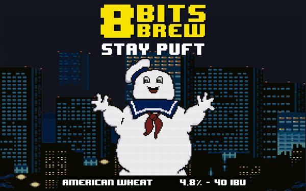 Receita da Semana: Stay Puft American Wheat