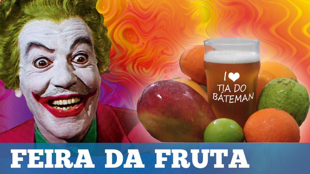 Feira da Fruta – Receita APA com 6 Frutas diferentes!