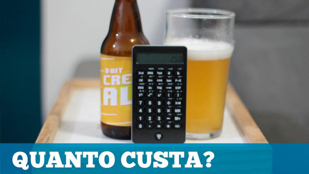 Quanto Custa Fazer Cerveja em Casa?