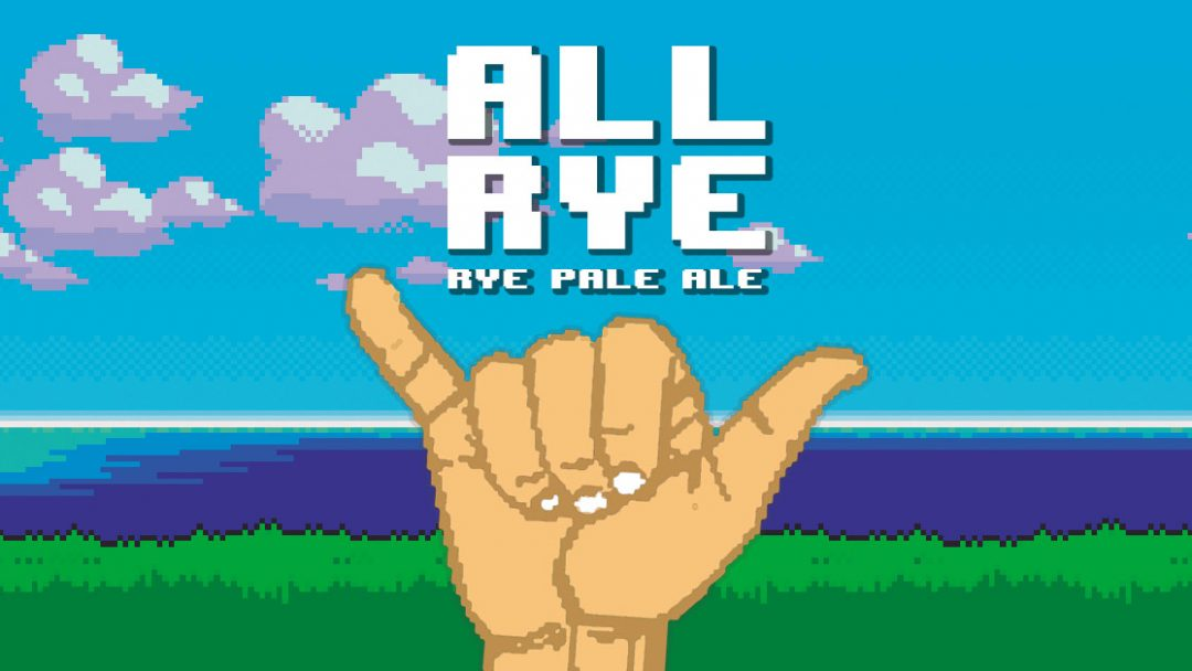 Receita da Semana: All Rye Pale Ale