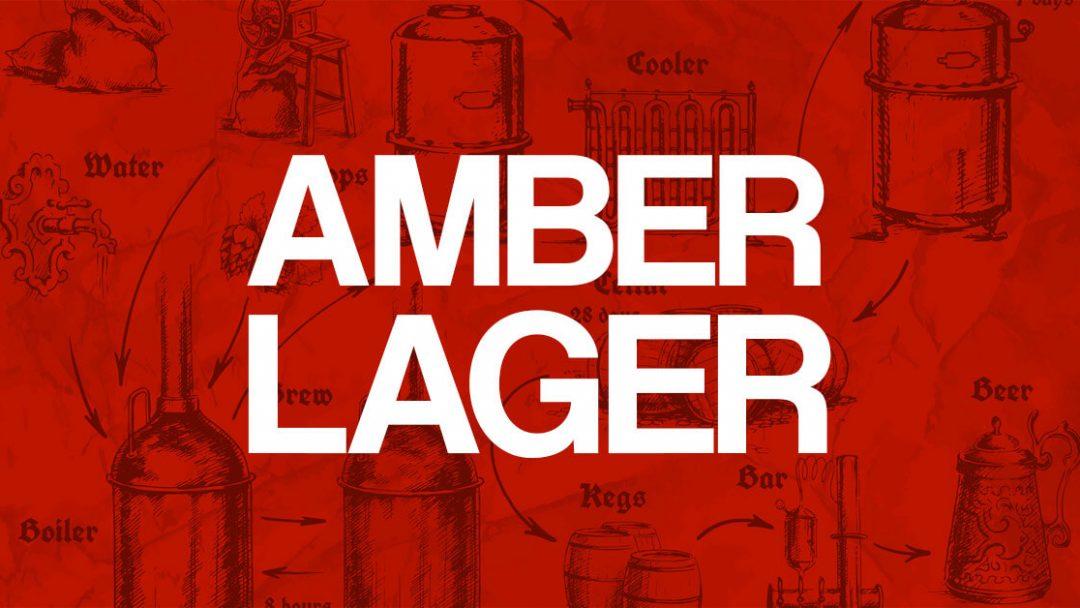Receita da Semana: Amber Lager