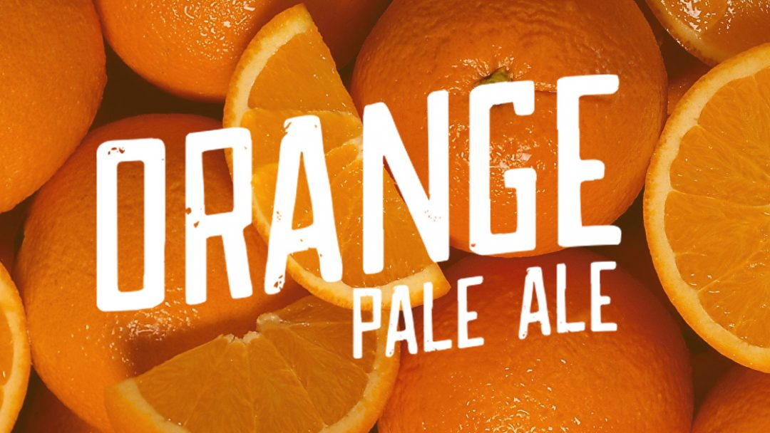 Receita da Semana: Orange Pale Ale