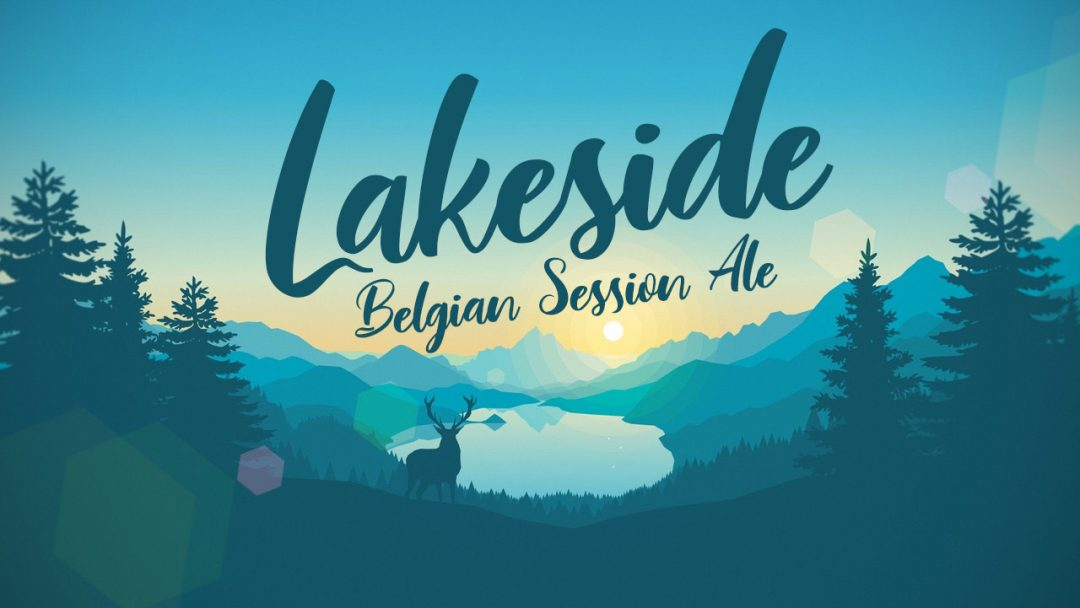 Receita da Semana: Lakeside Belgian Session Ale