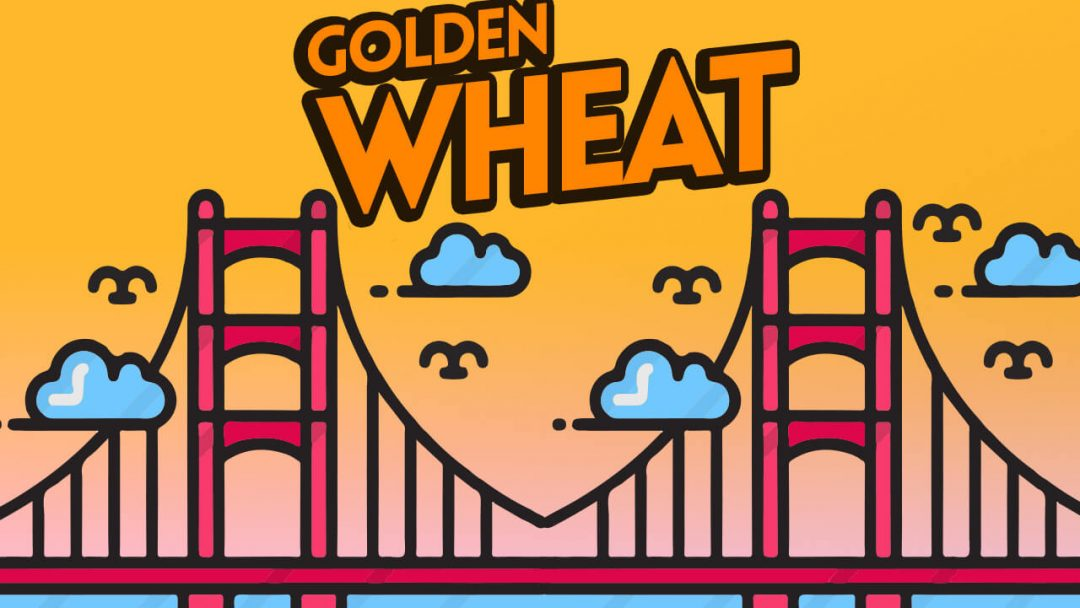 Receita da Semana: Golden Wheat