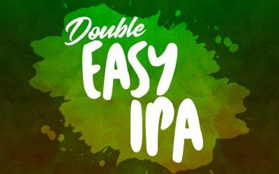 Receita da Semana: Double Easy IPA