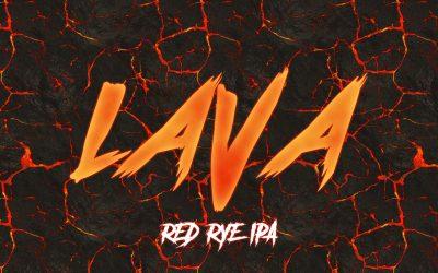 Receita da Semana: LAVA Red Rye IPA