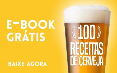 E-BOOK: 100 Receitas de Cerveja Fácil [BAIXAR]