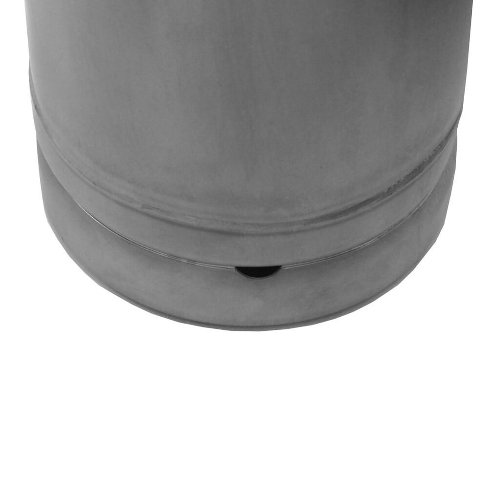 Barril Postmix Inox 19L