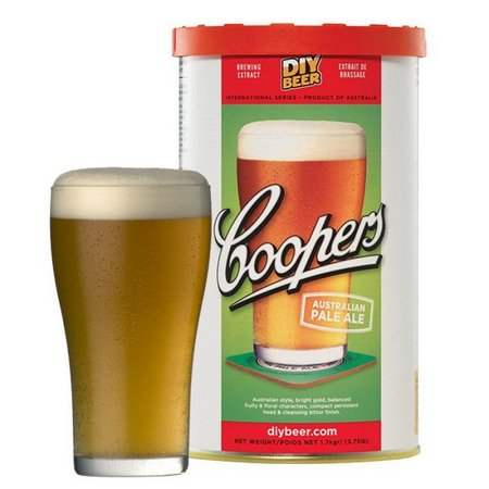 Beer Kit Coopers Australian Pale Ale - 23l