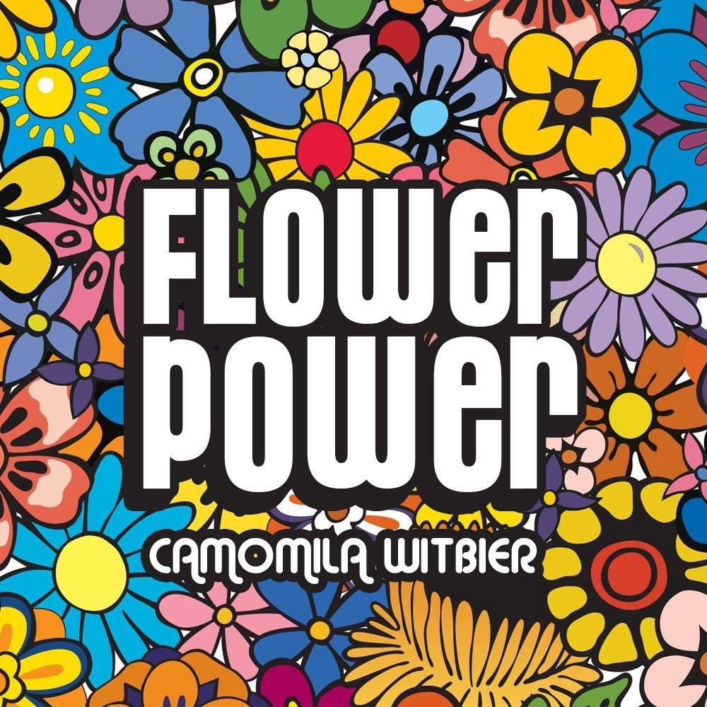 Kit Receita Flower Power - Witbier