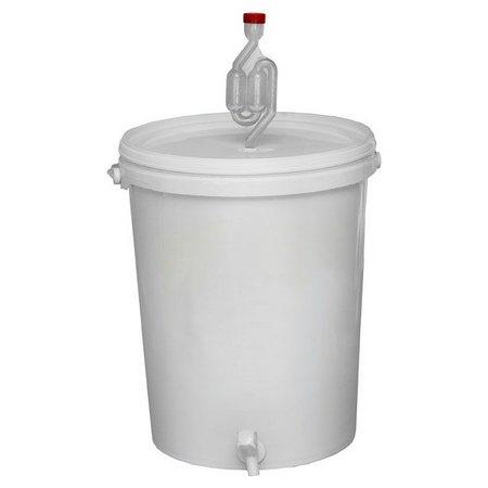 Balde Fermentador 12 litros Completo