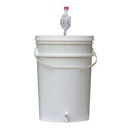 Balde Fermentador 20 litros Completo