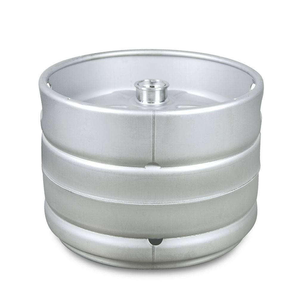 "Barril Keg Inox e Sistema ""S"" - 20L"