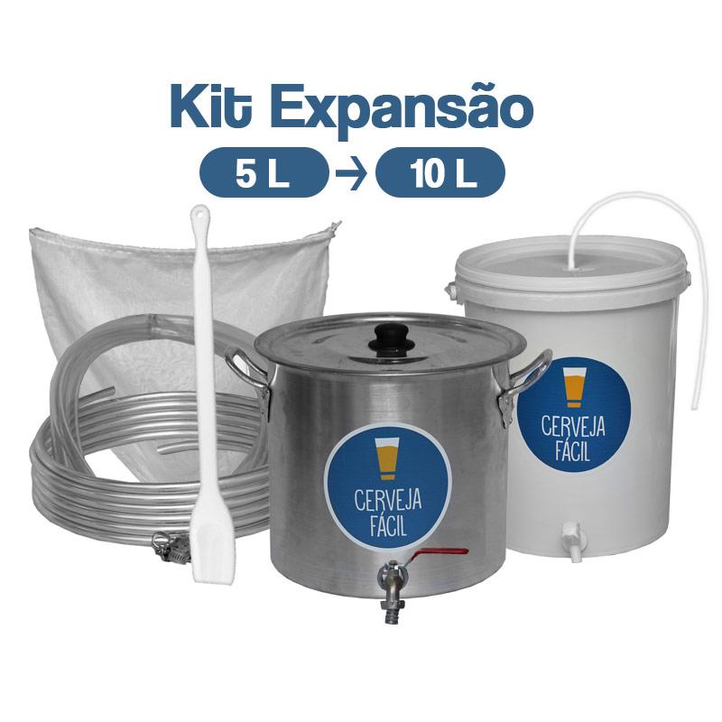 Kit Expansão – BIAB 5L para 10L