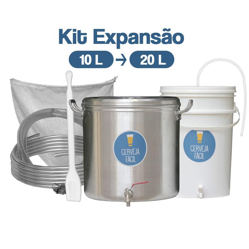 Kit Expansão – BIAB 10L para 20L
