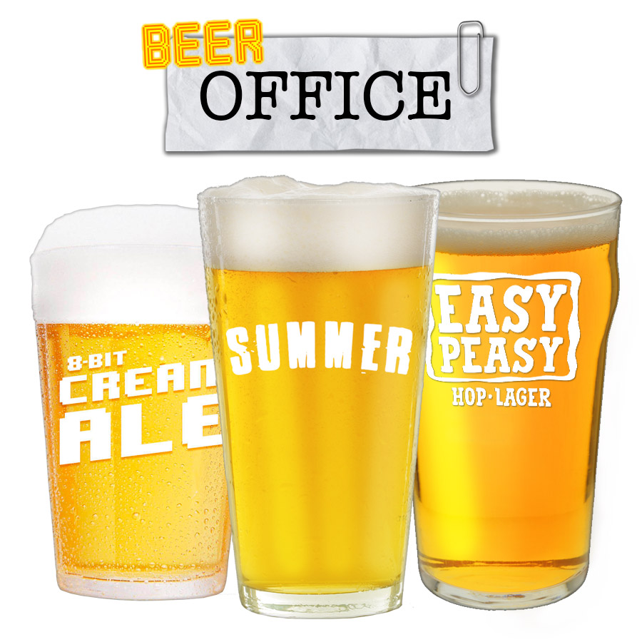 Kit Beer Office - 3 Receitas de Cerveja
