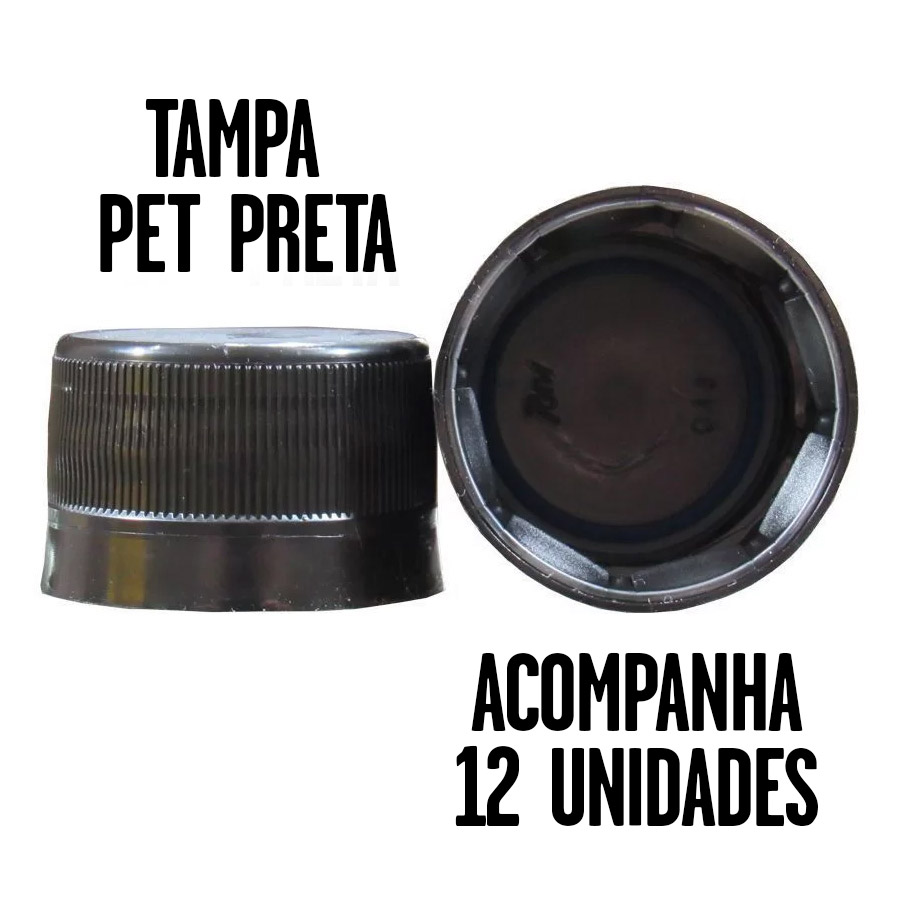 Garrafa PET 1 Litro – Pack 12 unid